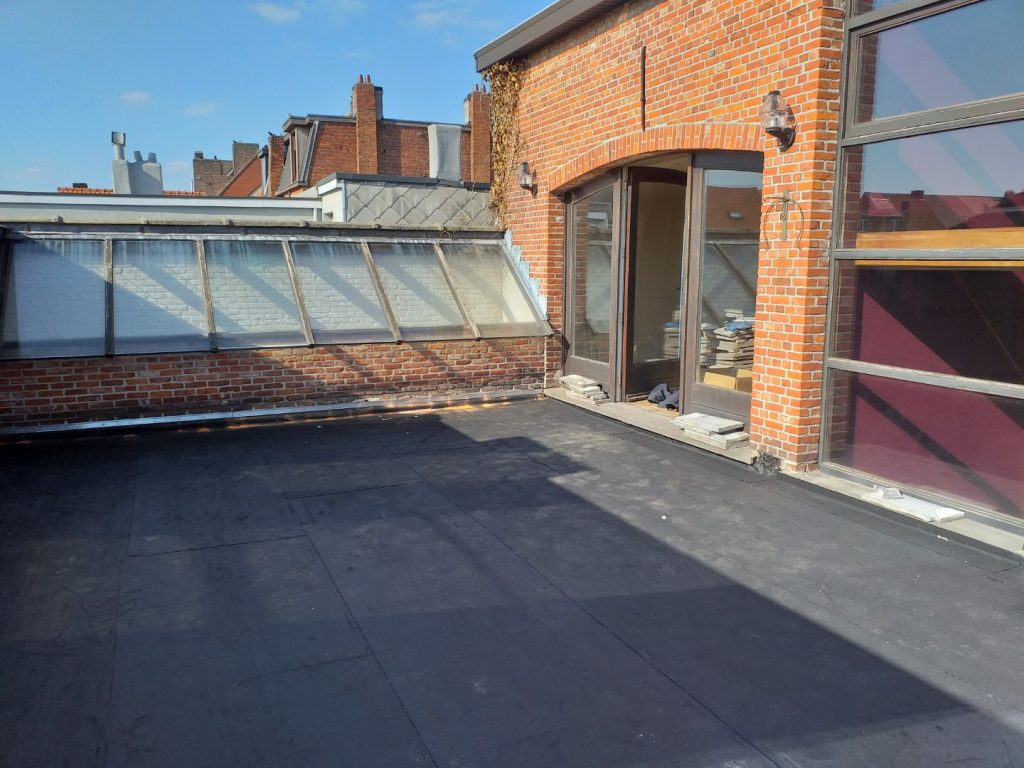 Plat dak Turnhout